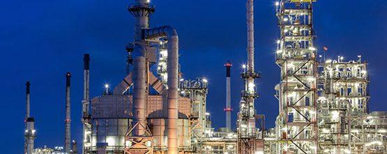 تجهیزات صنایع نفت، گاز، پتروشیمی و نیروگاهی